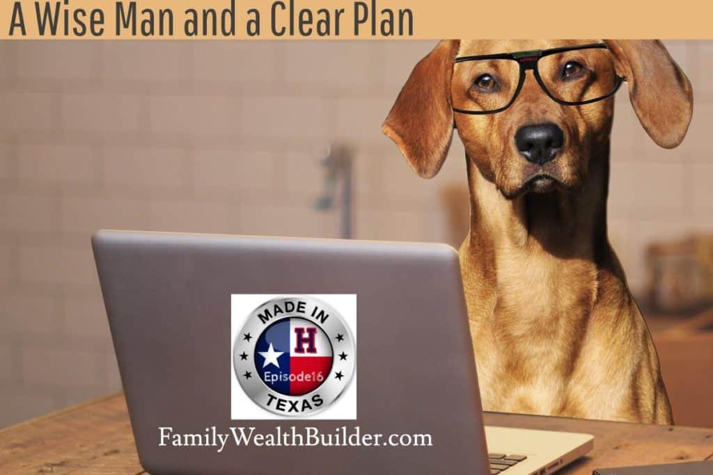 Wise Man Clear Plan